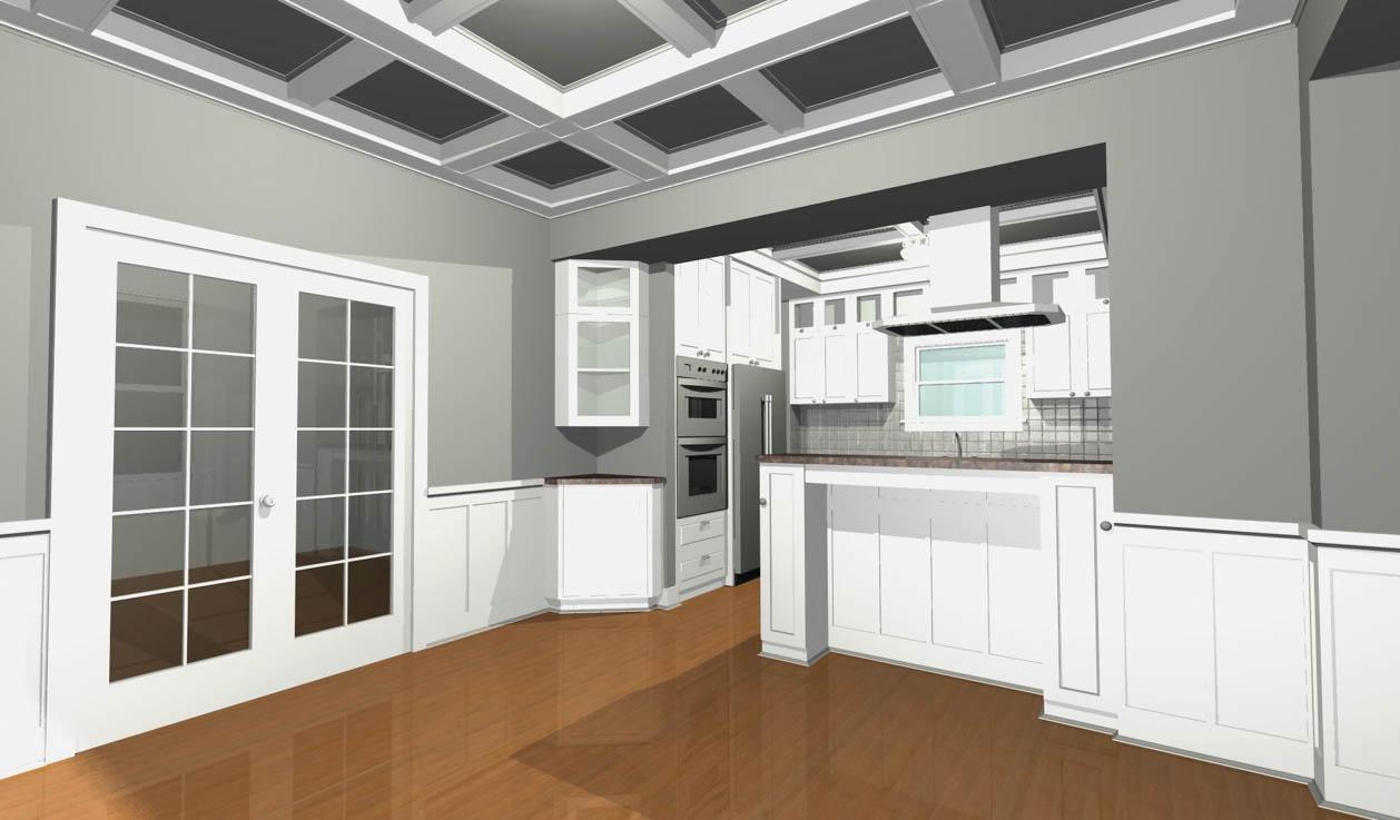 Wallingford Craftsman Remodel Architect 7600